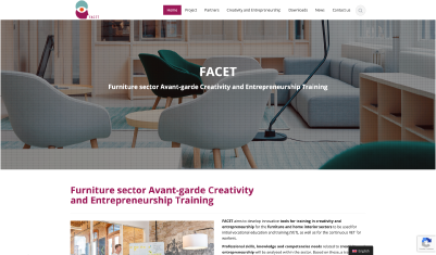 FACET website launch
